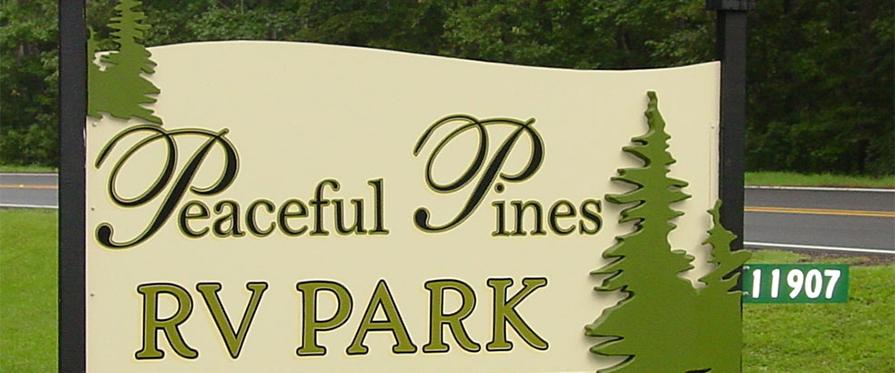 Peaceful Pines Rv Park St Francisville Louisiana